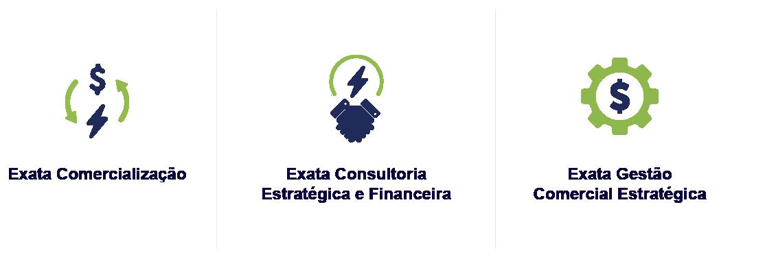 Exata Comercialização - Exata ConsultoriaEstratégica e Financeira - Exata GestãoComercial Estratégica