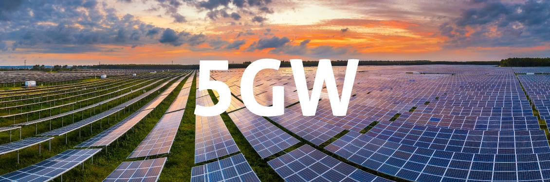Geração distribuída – Potência instalada alcança 5GW